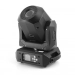 Flash LED Moving Head 90W DIAMOND - ROTO PRISM 2x GOBO