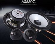 AUDIOSYSTEM AS650C