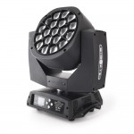 FLASH LED BIG-EYE KALEIDOSCOPE Moving Head 19x15W Osram v2