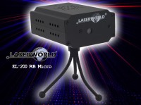 Laserworld  EL-200RB micro