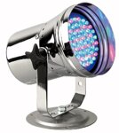 Showtec PAR 36 LED chrom