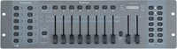 Showtec SM-8/2, 8 Channel Lighting Desk