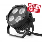 LED PAR 64 4x30W 4in1 COB RGBW Alu Cast -IP65- Mk2 (powerCON TRUE1)