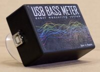 USB Bass Meter SPL -LAB