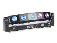 Varytec Arc One 5x10 W RGBW LED