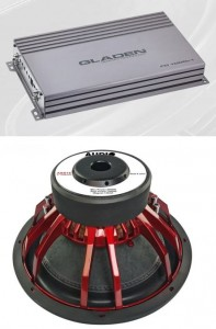 Gladen FD1000C1 + Audiosystem ASS-15